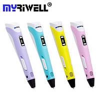 3D-ручка Myriwell (RP-100B) с LCD-дисплеем Оригинал