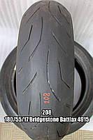 Резина Bridgestone Battlax (код 208) 180/55-17