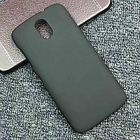 Силиконовый TPU чехол JOY для HTC Desire 326G Dual черный