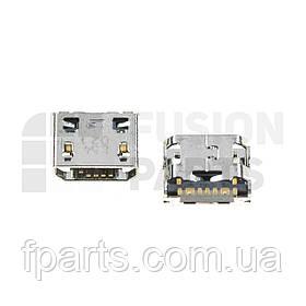 Коннектор зарядки Samsung C3592/E1272/E2202/S5280/S5282/S6810/S7262/S7390/S7392/G130/G313 Original