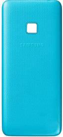 Задняя крышка Samsung B350E Greenish blue , оригинал GH98-37411C