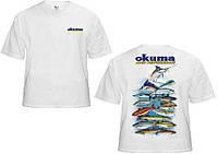 Футболка Okuma WT1WS р.S WT1WS-S
