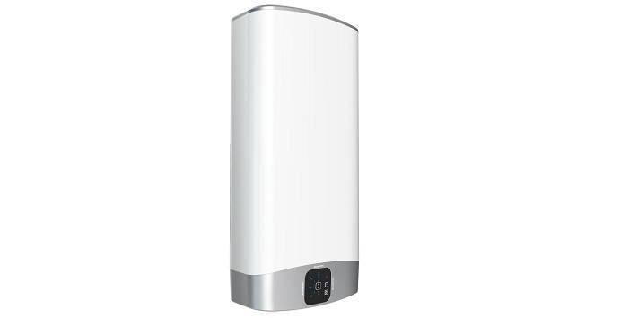 Накопительный водонагреватель Ariston ABS VLS EVO PW 80 плоский, фото 2