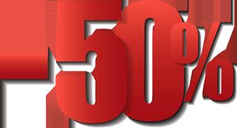 Розпродаж 50%