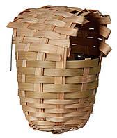 Гнездо для птиц плетенное 10*9см, Trixie™