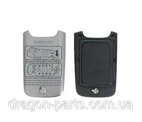 Задняя крышка Samsung C3350 Xcover2 Steel Gray , оригинал GH98-21643A