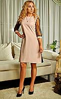 """Платье женское """" Кармен """"  ,цвета в ассортименте(42-52)"""