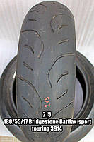 Резина Bridgestone Battlax sport touring (код 215) 180/55-17