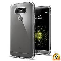 Чехол Spigen для LG G5 Crystal Shell, Dark Crystal