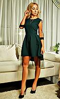 """Нарядное платье """" Амели """" ,цвета в ассортименте(42-52)"""