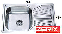 Кухонная мойка Zerix Z7848 Decor