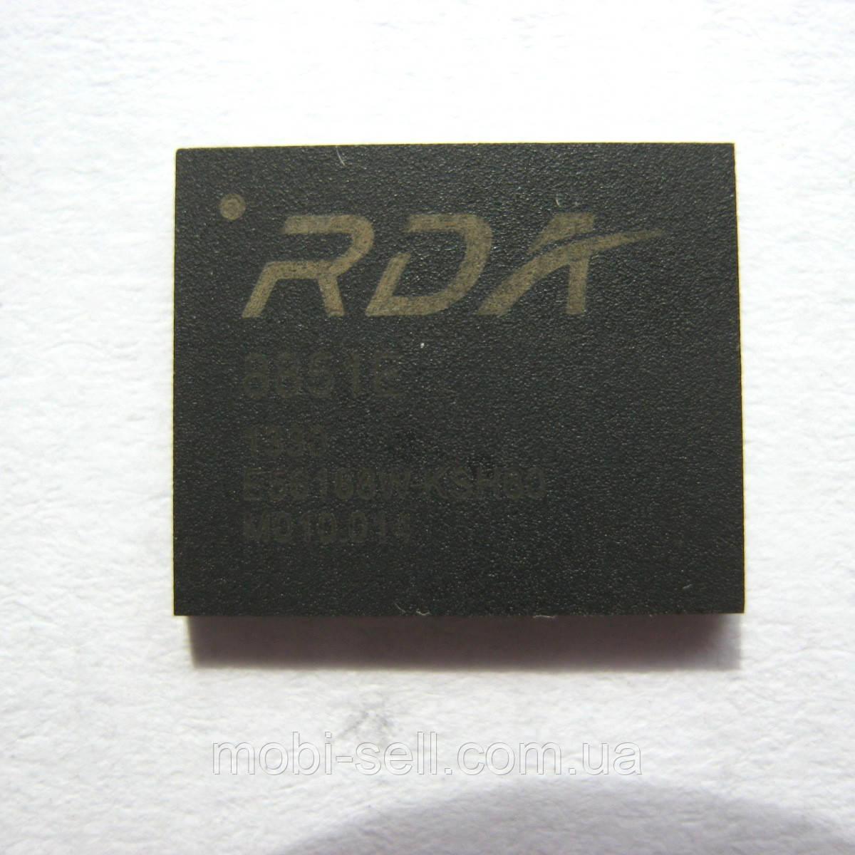 Микросхема RDA8851E процессор CPU для китайских телефонов (RDA 8851 E)