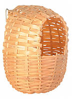 Гнездо для птиц плетенное 12*11см, Trixie™