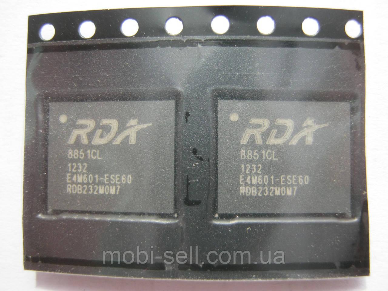 Мікросхема RDA8851CL процесор CPU для китайських телефонів (RDA 8851 CL)