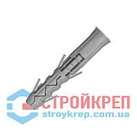 Дюбель тройного распора (полипропилен), 6х30