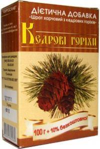 Шрот Кедрових горіхів, 100 г