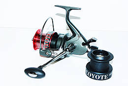 Катушка BratFishing COYOTE RD 4000 (с бейтраннером)