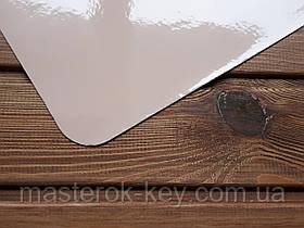 Искусственная кожа Лак mikrofibra Италия цвет бледно-розовый глянец