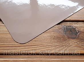 Искусственная кожа Лак mikrofibra Италия цвет капучино глянец