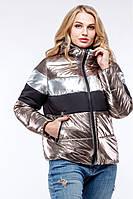 Куртка женская короткая спортивная , фото 1