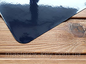Искусственная кожа Лак mikrofibra Италия цвет темно-синий глянец