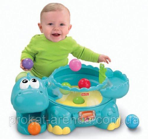 Развивающий центр Fisher-Price Go Baby Go! Muscial Dino