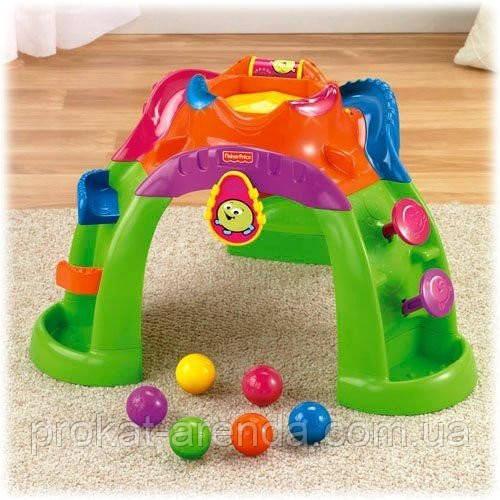 Развивающая игрушка Fisher-Price Stand-Up Ballcano