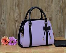 Элегантные трендовые сумки с бантиком для деловых женщин, фото 3