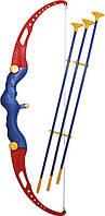 Игрушка МИССИЯ-ОРУЖИЕ лук со стрелами «Охотник» MY47877