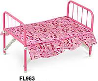 Кровать FEI LI для куклы FL983