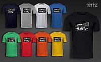 Летняя спортивная футболка городская стритз Streetz