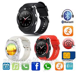 Смарт годинник Smart Watch V8 розумні годинник, Годинник Телефон