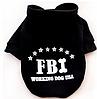 """Свитер, толстовка для собаки, кошки """"FBI"""". Одежда для животных., фото 4"""