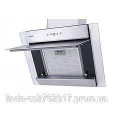 Кухонная вытяжка BRAVO 60 VentoLux, наклонная кухонная вытяжка, фото 2