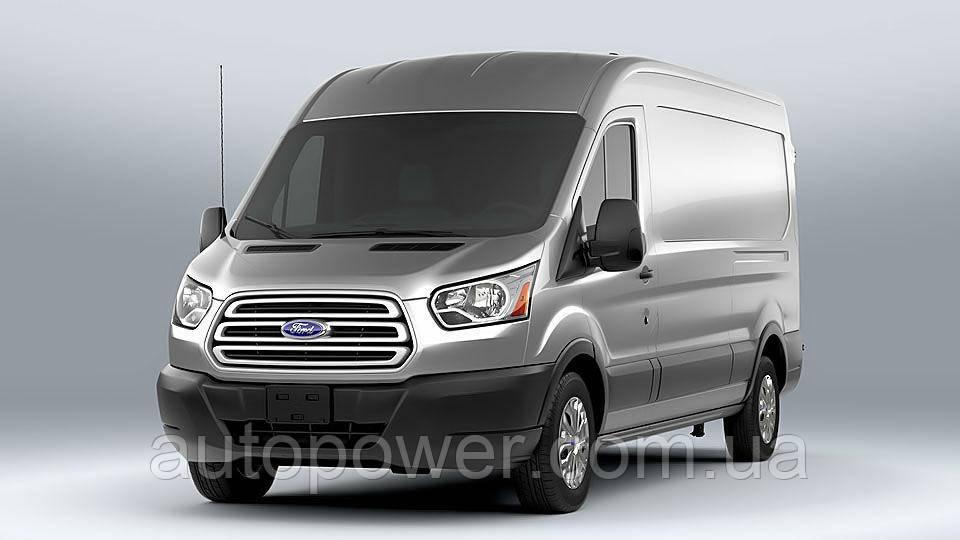 Фаркоп на Ford Transit (1 кол.с подножк.) 2014-