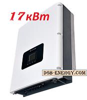 Сетевой инвертор Huawei SUN2000-17KTL , фото 1