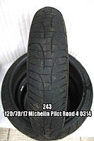 Резина Michelin Pilot Road 4 (код 243) 120/70-17