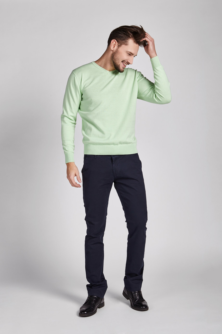 Кофта мужская Tomson зеленая