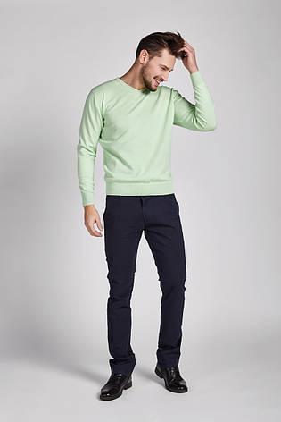 Кофта мужская Tomson зеленая, фото 2