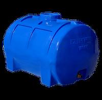 Ёмкость 100 литров горизонтальная однослойная Рото Европласт