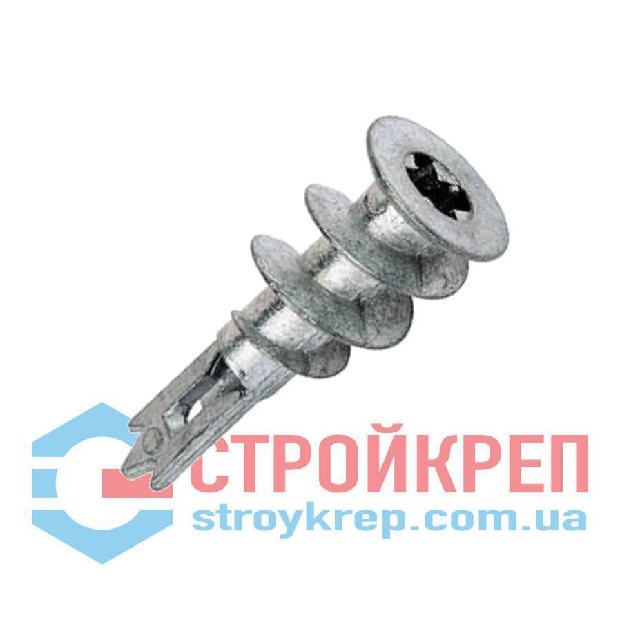 Дюбель металлический для листовых материалов (DRIVA metal), 6х38