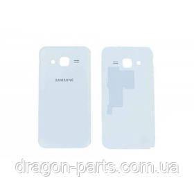 Задняя крышка Samsung G360 Galaxy Core Prime  белая/white , оригинал GH98-35531A