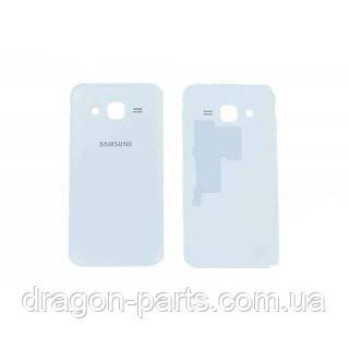 Задня кришка Samsung G360 Galaxy Core Prime білий/white , оригінал GH98-35531A