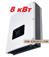 Сетевой инвертор Huawei SUN2000-8KTL , фото 1