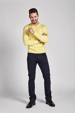 Кофта мужская Tomson желтая, фото 2