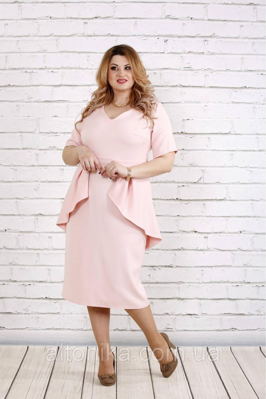 Платье очень красивого цвета / 42-74