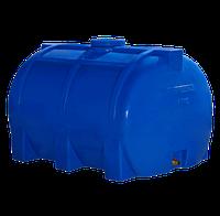 Ёмкость 200 литров горизонтальная однослойная Рото Европласт