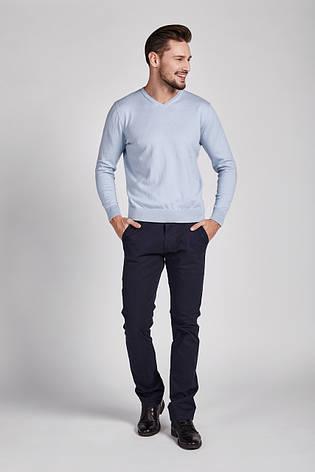 Кофта мужская Tomson синяя, фото 2