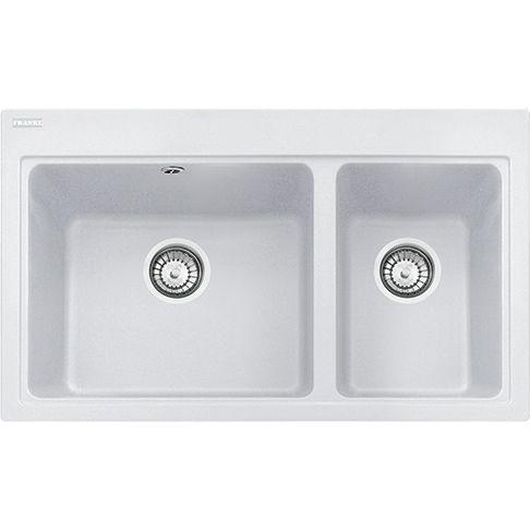 Мийка кухонна Franke FIG 620-80 білий