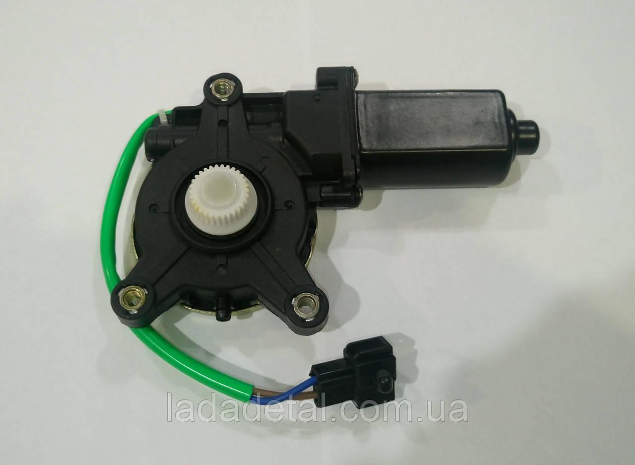 Мотор стеклоподьемника Ланос, Сенс правый под звезду CRB